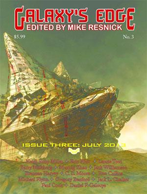 Galaxy's Edge Volume 3: July 2013