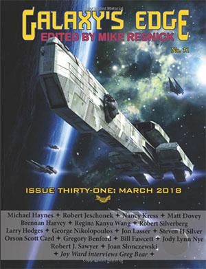 Galaxy's Edge Volume 31: March 2018