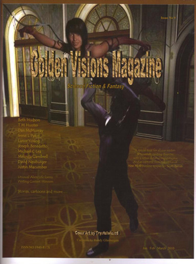 Golden Visions Magazine